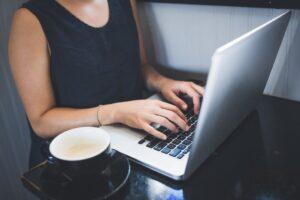 social entrepreneur thinking of proposal