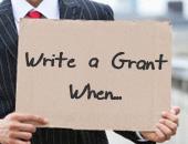 write a grant